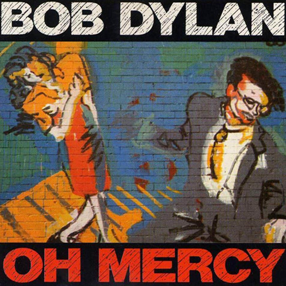 88985438421 Legacy Recordings  Bob Dylan Oh Mercy (LP)